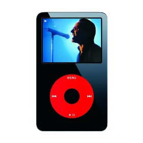 Apple iPod 30 GB Video U2 Special Edition Black